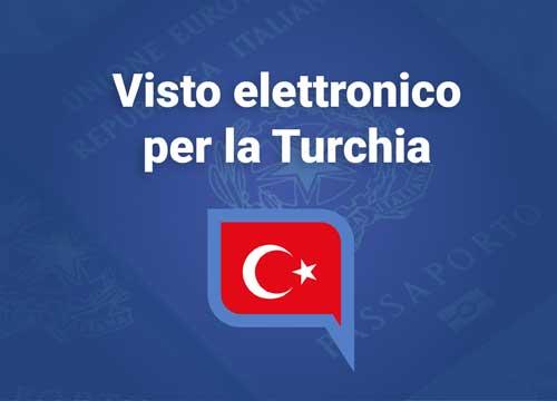 visto per la Turchia