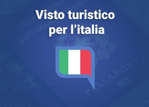 Visto turismo: Come entrare in Italia con il visto turistico
