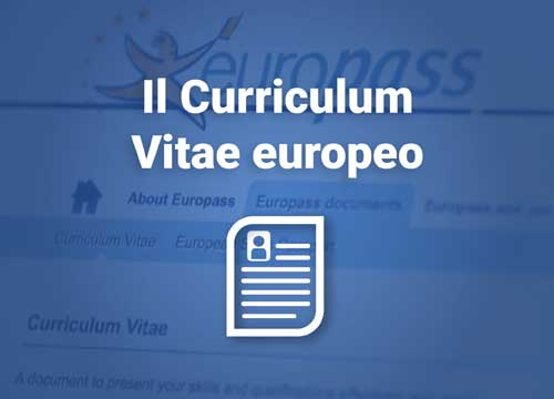 Crea Il Tuo Curriculum Vitae Europeo Perfetto E Trova Il Lavoro Che
