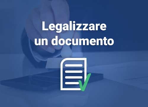 Come E Dove Andare Per Legalizzare Un Documento In Italia