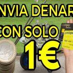 Scopri come inviare denaro con solo 1 euro in tutta Italia